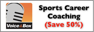Sports Career Coaching Deal